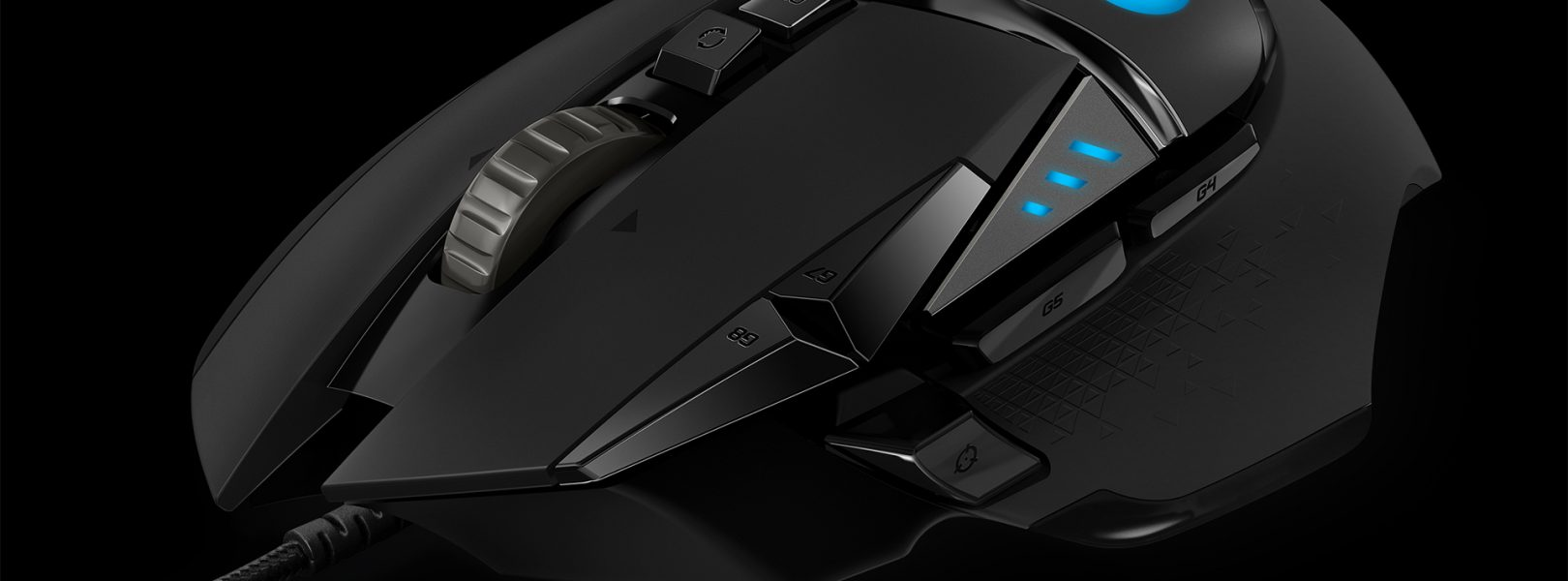 Logitech Capsule Computers G Pro Hero Gaming Mouse Announces Update To The Popular G502