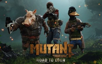 New Mutant Year Zero Gameplay Walkthrough Trailer Released
