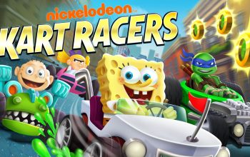 Nickelodeon Kart Racers Review