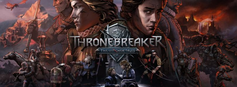 37 Minutes of Thronebreaker: The Witcher Tales Gameplay Released