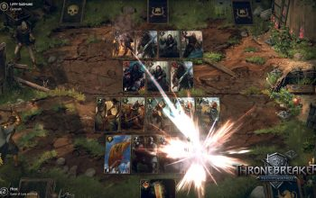 Thronebreaker: The Witcher Tales and GWENT Officially Launches on PC