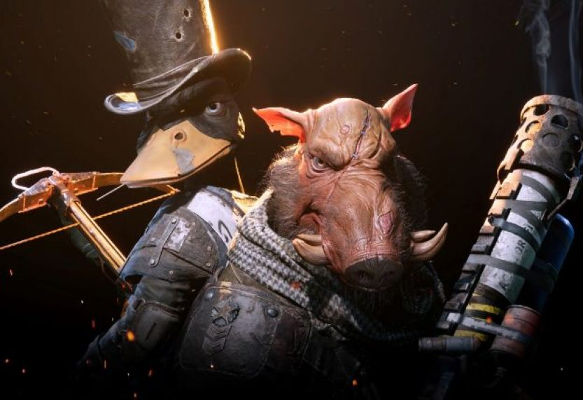 Mutant Year Zero to Launch on Xbox Game Pass on December 4th