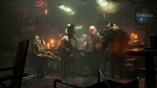New Mutant Year Zero:Road to Eden Trailer Highlights Game's Turn Based Combat