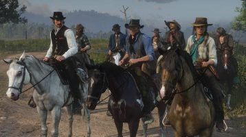 Red Dead Redemption 2 Finally Announced for PC