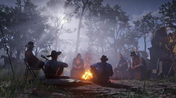 Red Dead Redemption 2 Launches on PC