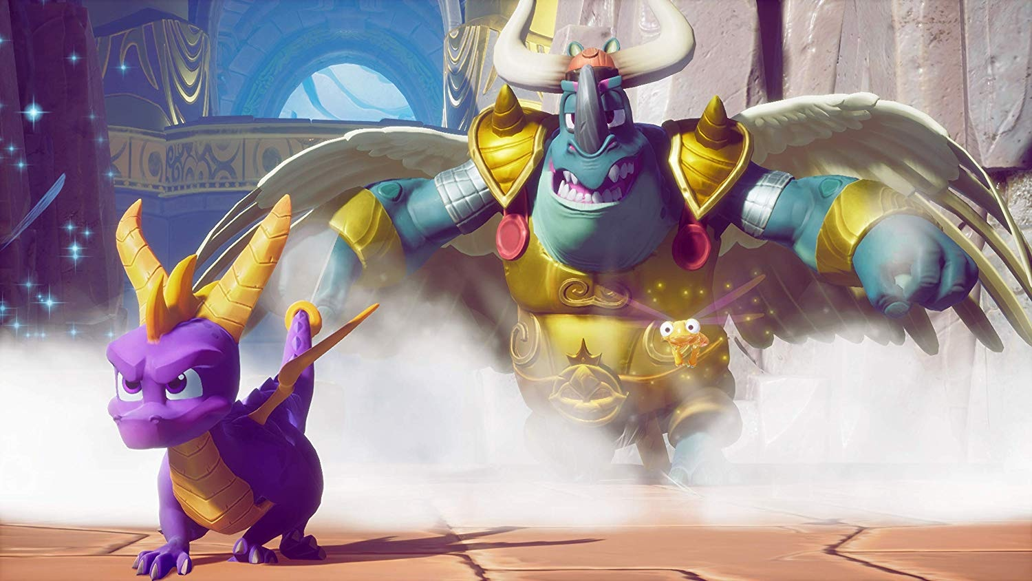 Spyro Reignited Trilogy Review Capsule Computers