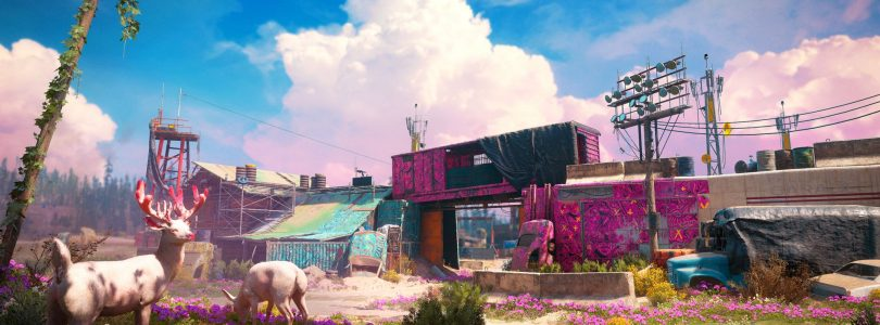 Post-Apocalyptic Far Cry New Dawn Announced
