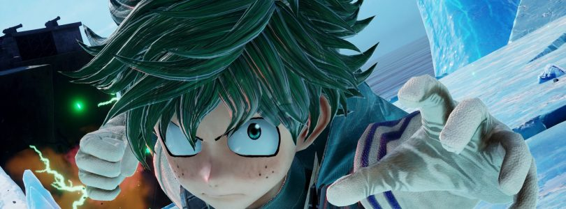 Jump Force Story Trailer Released