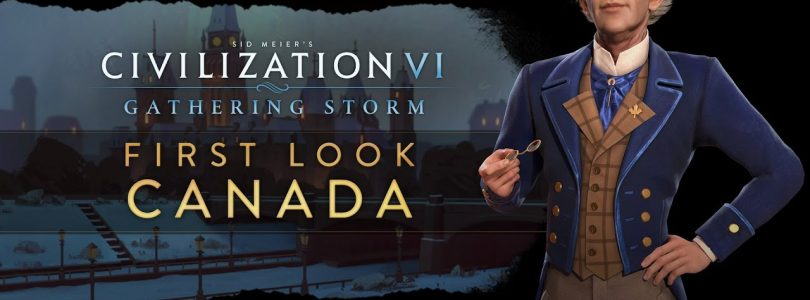 Sir Wilfred Laurier to Lead Canada as Prime Minister in Civilization VI: Gathering Storm