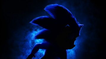 Sonic the Hedgehog Movie Poster Revealed