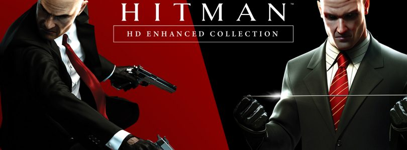 Hitman HD Enhanced Collection Revealed