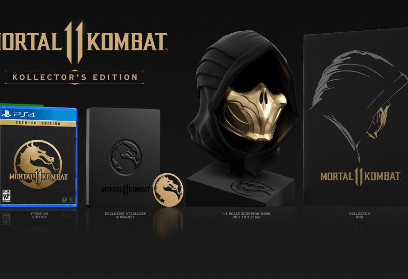 Mortal Kombat 11 Reveals Characters and New Trailers