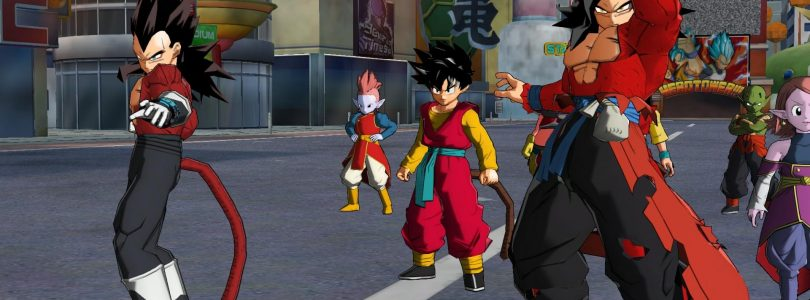 "Super Dragon Ball Heroes: World Mission ""Hero Edition"" Announced"