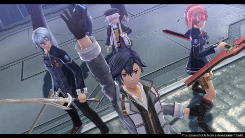 The Legend of Heroes: Trails of Cold Steel III Heads West This Fall