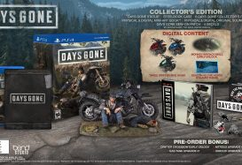 Days Gone Special Editions Detailed Alongside New Trailer