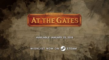 Jon Shafer's At the Gates Finally Launches after 7 Years of Development