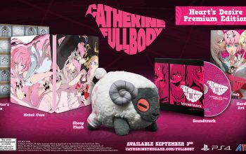 Catherine: Full Body Heads West September 3rd