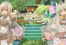 Rune Factory 4 Special Revealed for Switch