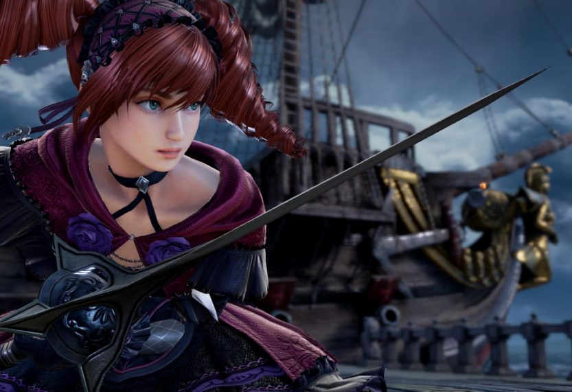 Soulcalibur VI Adds Amy as DLC