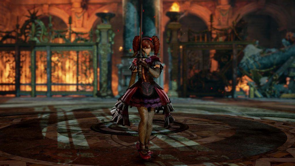 Soulcalibur VI Adds Amy as DLC – Capsule Computers