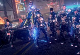 Astral Chain Announced for Switch