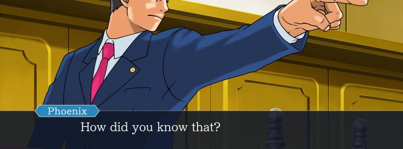 Phoenix Wright: Ace Attorney Trilogy Launches in the West April 9th