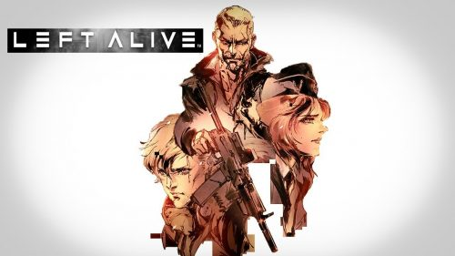 Square Enix Releases a New Gameplay Trailer for LEFT ALIVE