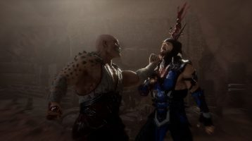 New Mortal Kombat 11 Trailer Announces Kabal as a Playable Character