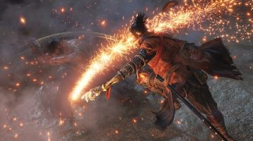 Sekiro: Shadows Die Twice Introduces Lady Butterfly