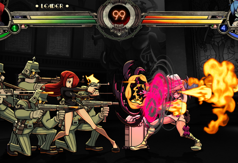 Skullgirls 2nd Encore Arrives on Switch and Xbox One in Spring 2019