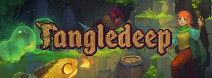 Tangledeep Launches on Switch