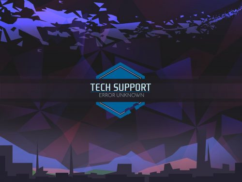 Tech Support: Error Unknown Launches on PC