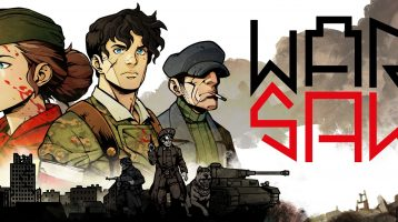Tactical RPG Warsaw Announced for Switch, PC, and PlayStation 4