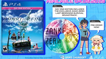Zanki Zero: Last Beginning Delayed to April 9th
