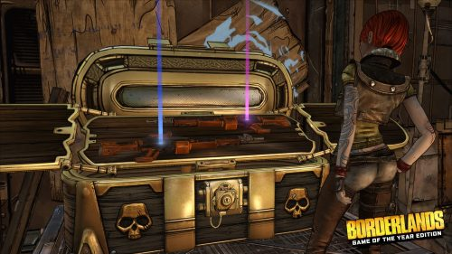 Borderlands: Game of the Year Edition Arrives April 3