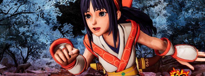 Samurai Shodown Trailer Introduces Nakoruru