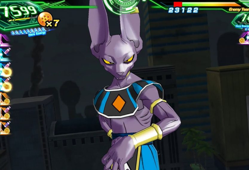 Super Dragon Ball Heroes: World Mission Team Management Trailer Released