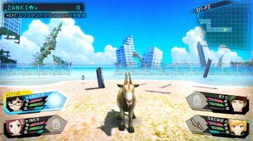 Zanki Zero: Last Beginning Gameplay Trailer Released