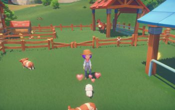 My Time at Portia Launches on Consoles