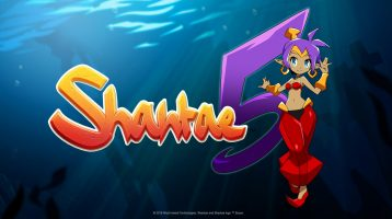 Shantae 5 Announced for Release in 2019