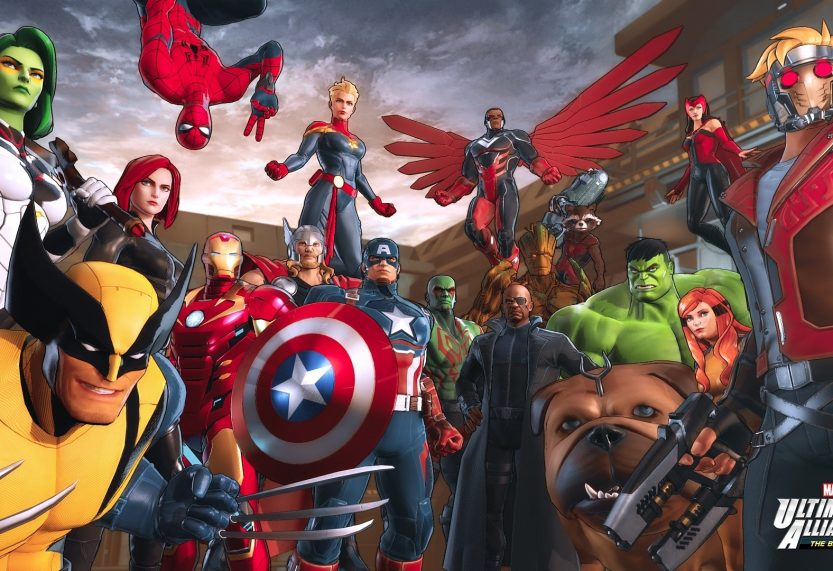 Marvel Ultimate Alliance 3: The Black Order Releasing on July 19
