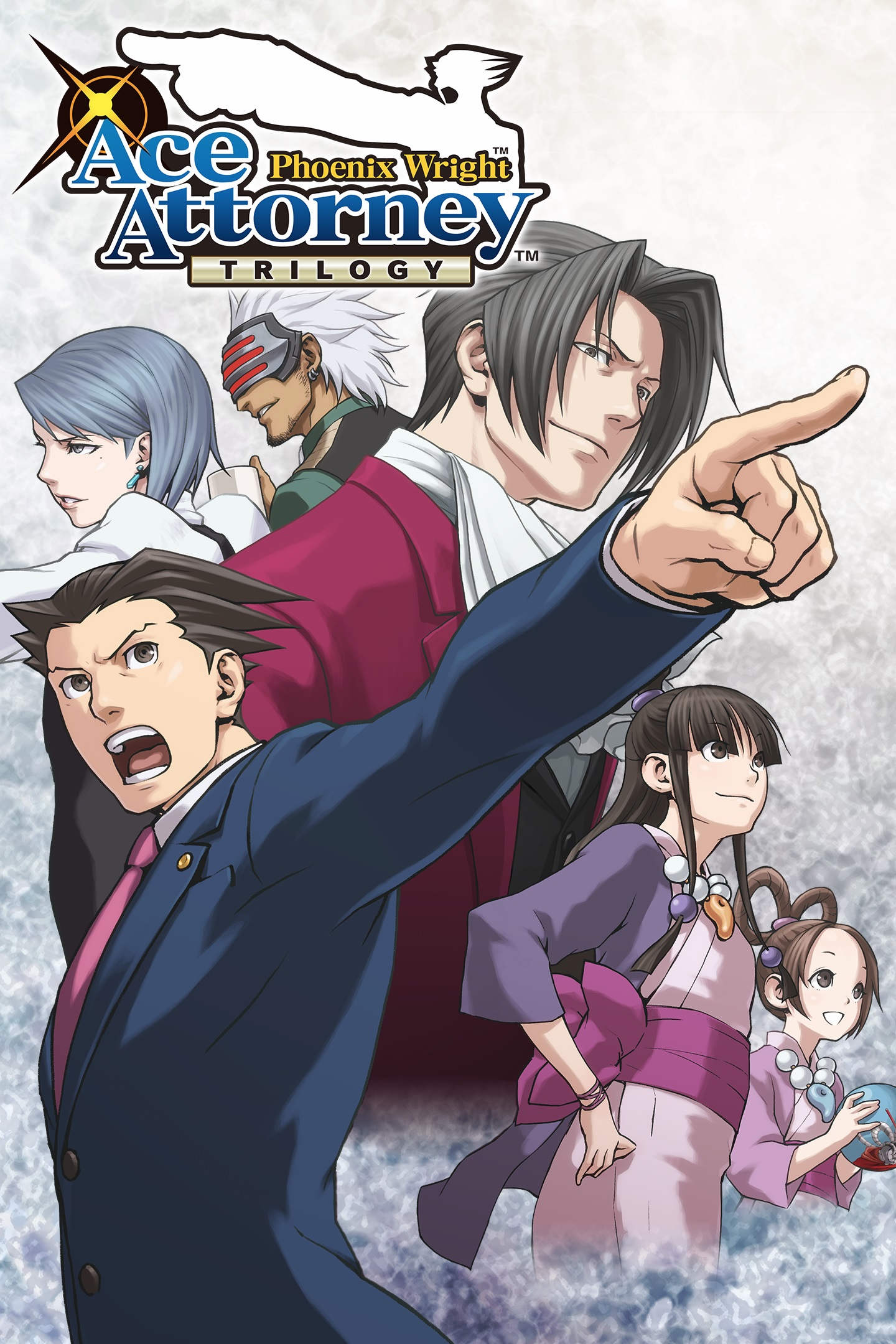 Phoenix Wright: Ace Attorney Trilogy Case Begins on 3DS
