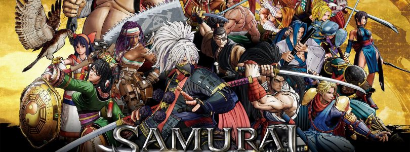 Samurai Shodown Reveals Three New Characters