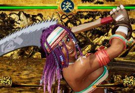 Samurai Shodown Introduces Darli Dagger