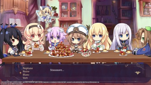Super Neptunia RPG Western Release Delayed to Summer