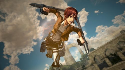 Attack on Titan 2: Final Battle Details New Features