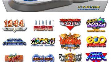 Capcom Home Arcade Device Announced