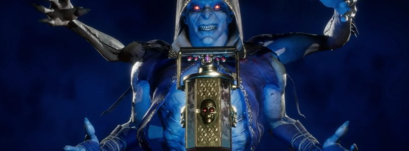 Mortal Kombat 11 Introduces the Kollector