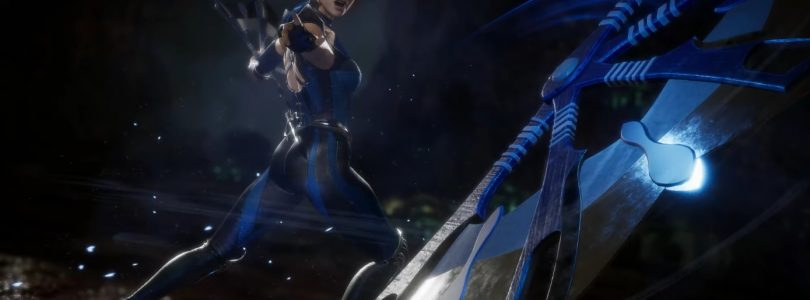 Kitana and D'Vorah Face Off in Mortal Kombat 11 Trailer