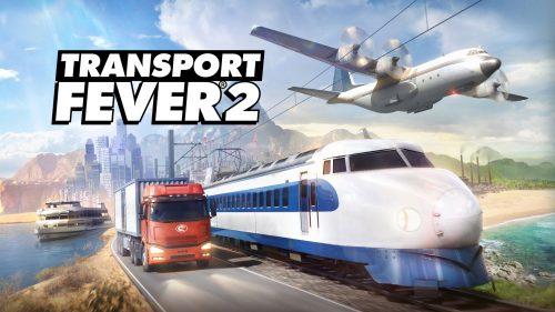 Transport Fever 2 Announced